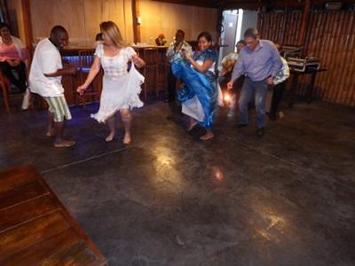 bailar festejo clases
