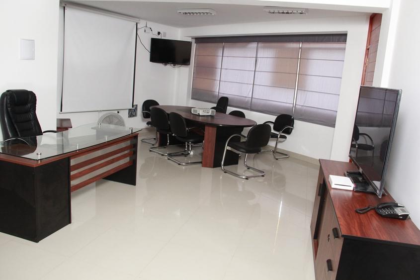salon para ejecutivos
