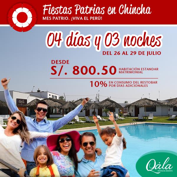 fiestas patrias 2014 en chincha