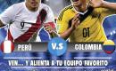 Jueves 08 de Octubre disfruta del partido Perú vs Brasil por las eliminatorias a Russia 2018
