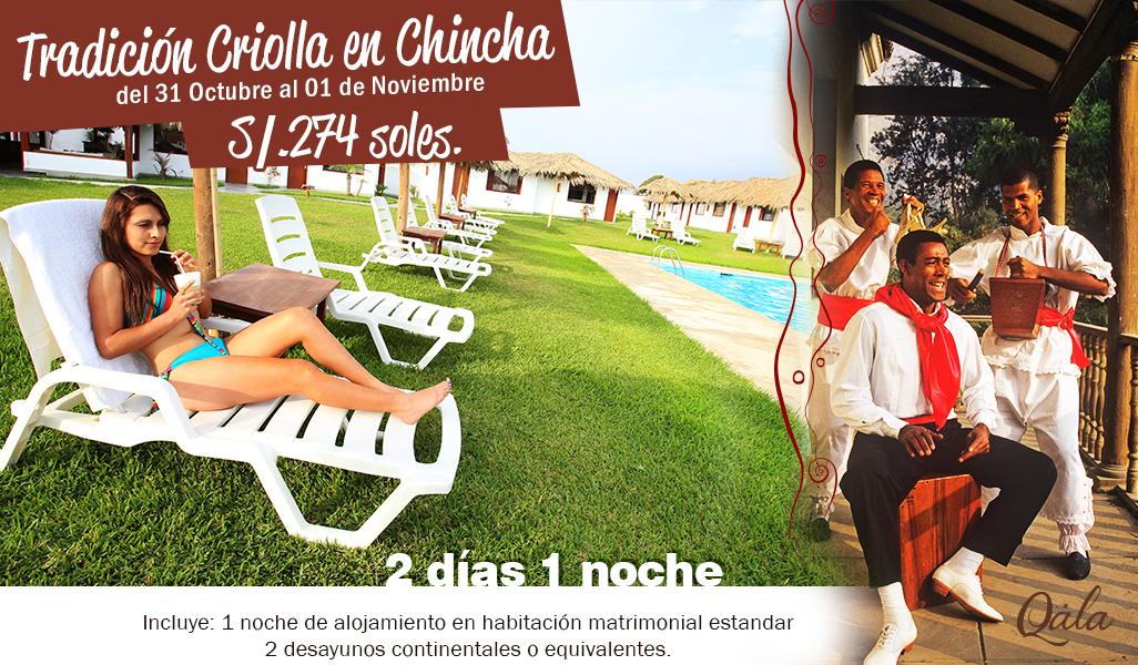 semana turistica chincha