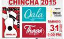 LA SEMANA TURÍSTICA DE CHINCHA 2015 – TRADICIÓN CRIOLLA